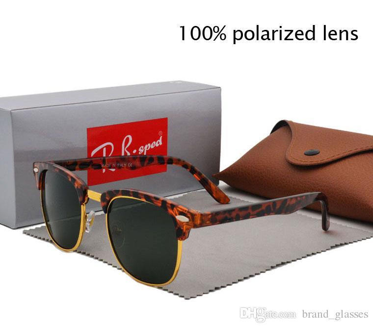 Compre 2018 Nuevas Gafas De Sol Polarizadas Para Hombres bc71fb8be504