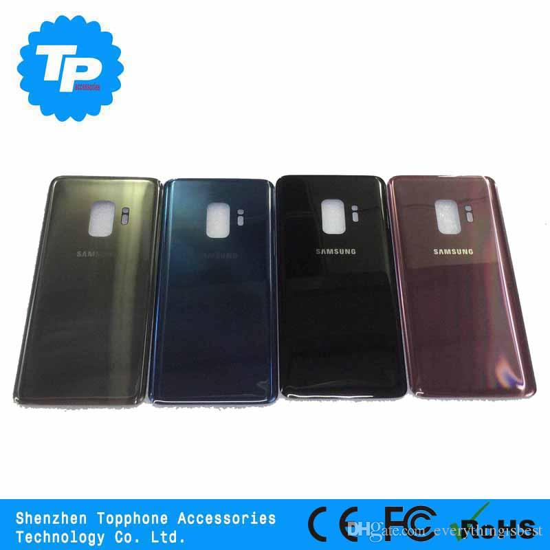 For Galaxy S9 Battery Back Cover For Samsung Galaxy S9 Plus Rear