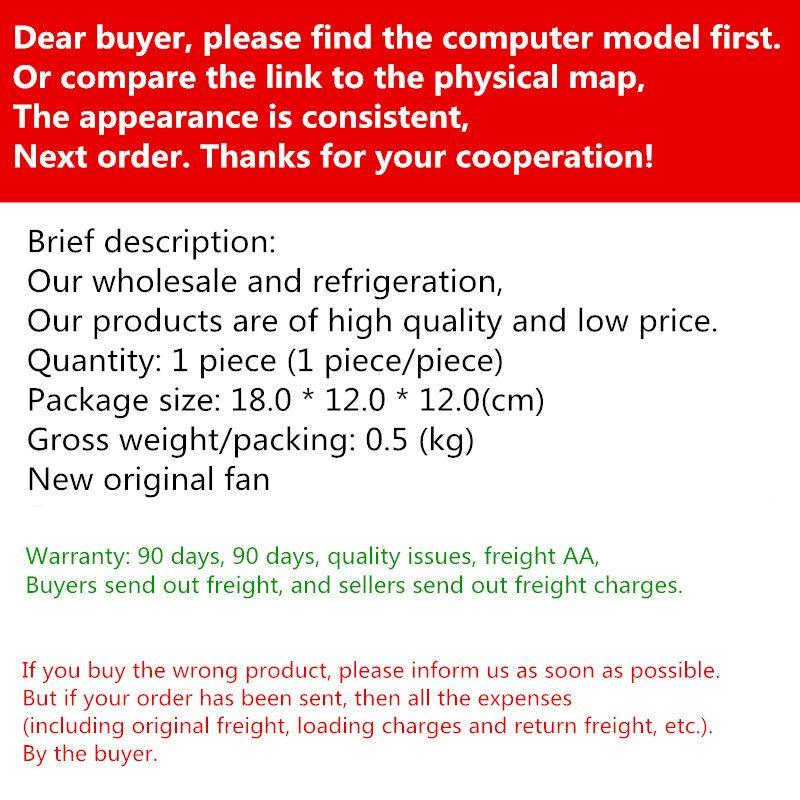 CPUFAN HP PAVILION 926845-001 için yeni dizüstü bilgisayar CPU soğutma fanı