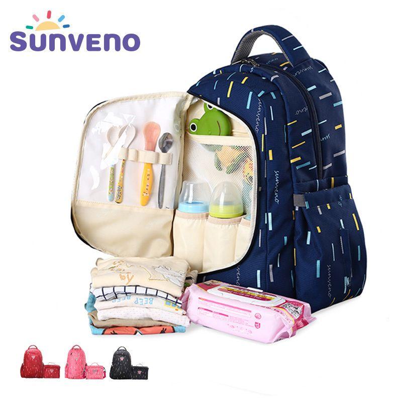 2in1 Diaper Bag Fashion Mummy Maternity Nappy