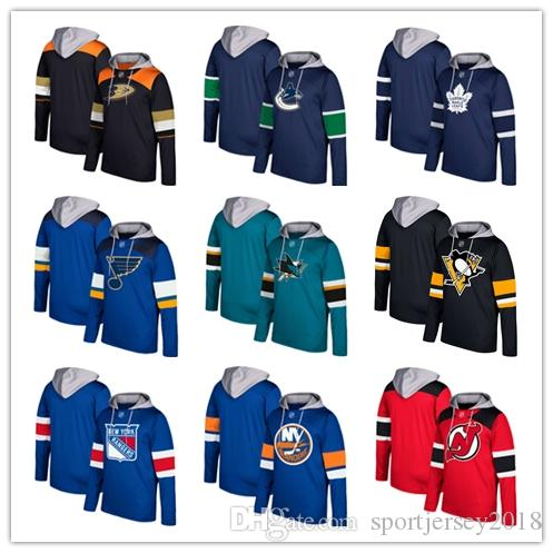 2018 2019 NHL Sweaters Hoodie Hockey Jerseys Men S Sport   Outdoor Jerseys  Sweaters New Arrival Hot Sale Size M XXXL UK 2019 From Sportjersey2018 26d95ec42f4