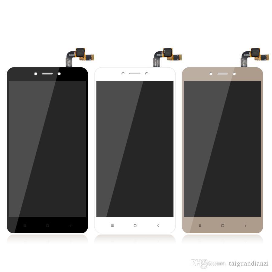 جودة شاشة LCD + إطار ل Xiaomi Redmi Note 4X شاشة عرض LCD ل Redmi Note 4 الإصدار العالمي LCD فقط من أجل Snapdragon 625