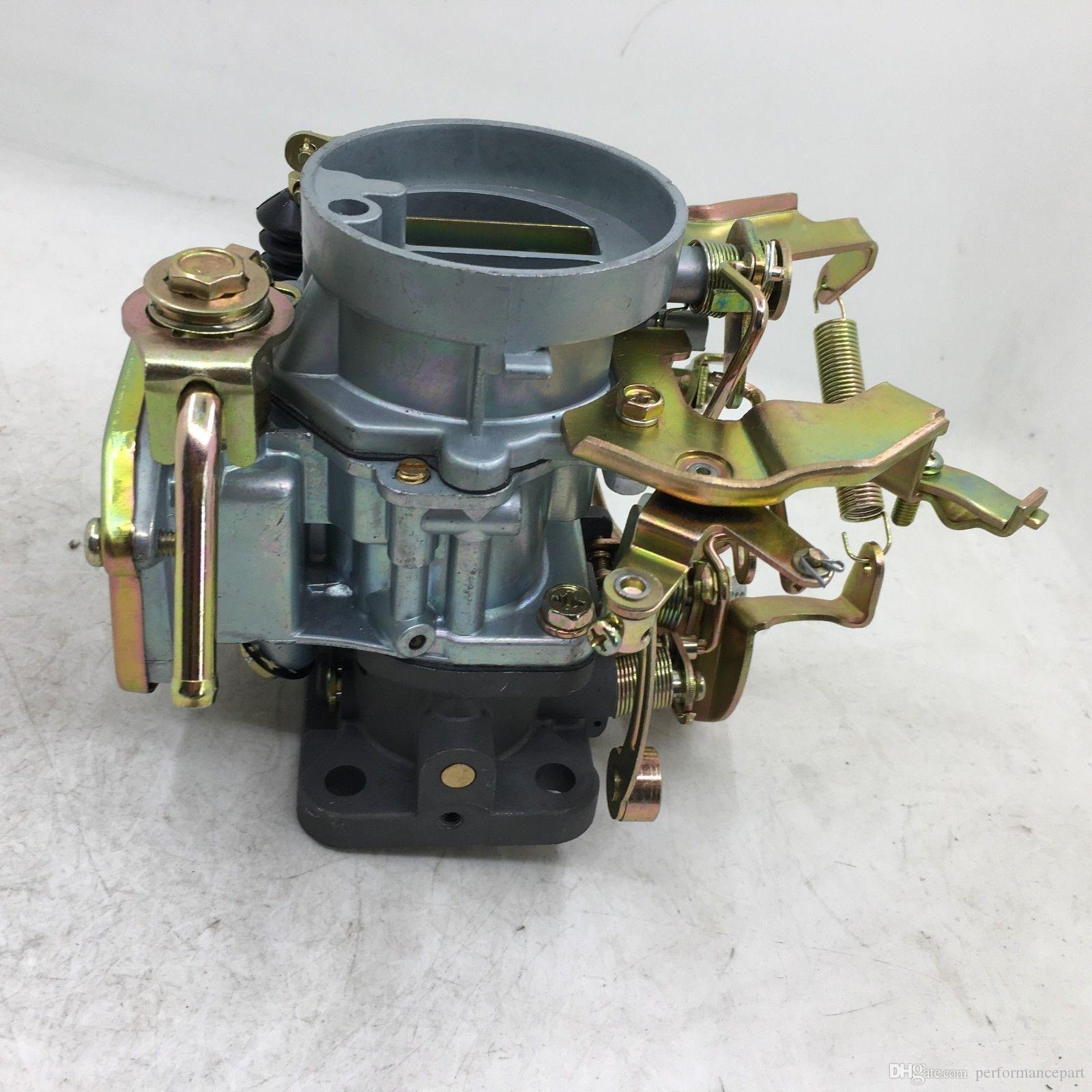 Carb fit DATSUN 520 521 620 720 J16 J13 J15 ENGINE CARBURETOR NIKKI  #16010-03W02