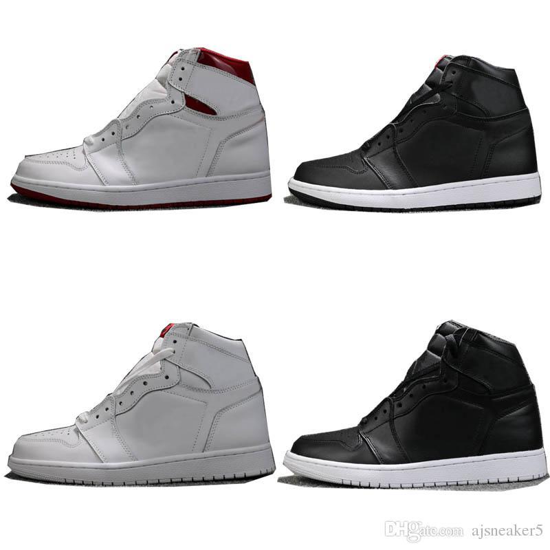 89f9b915d60d 1 OG Basketball Shoes Wholesale 2018 New Top 3 High Quality Black ...