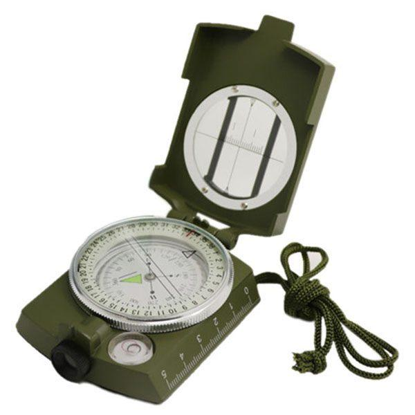 Prismatic Sighting Compass Hunting and Survival Kits