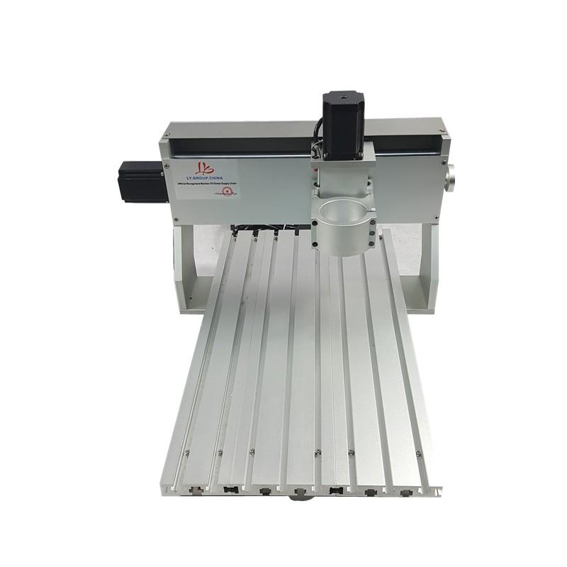 Mini Cnc 3040 Metal Cutting Machine Frame Wood Router Frame with And ...