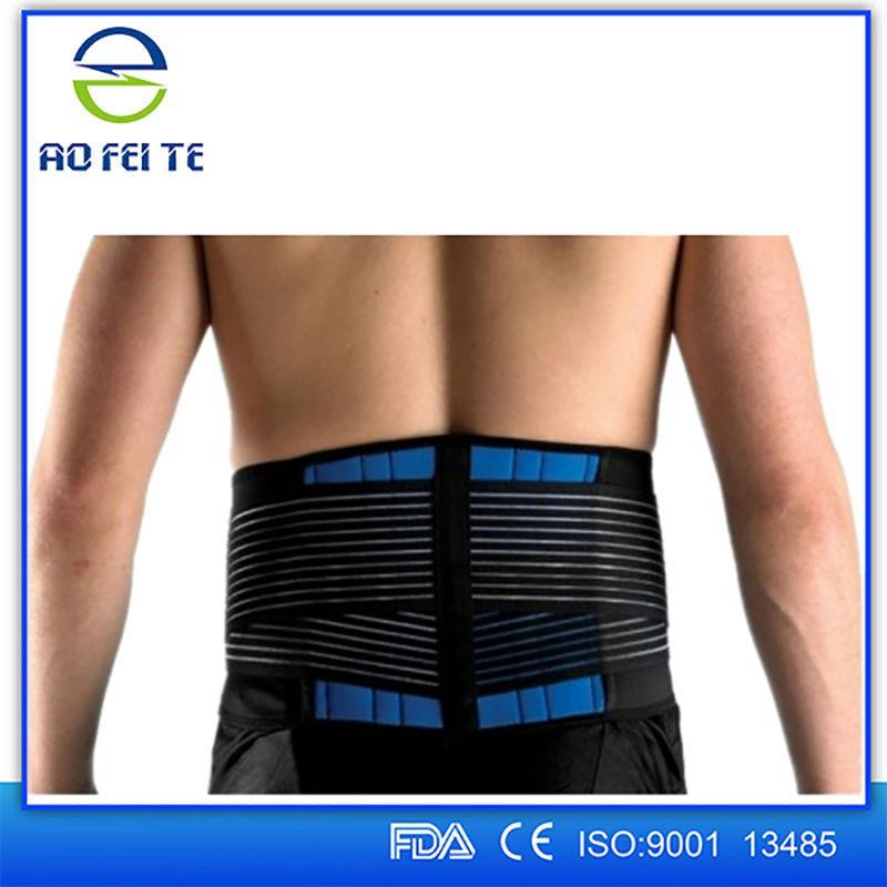 58931234eff5e Orhopedic Back Belt Men Posture Correction Belt Elastic Bandage Lower Back  Pain Belts Braces Supports Large Size XXXL XXXXL Y010 Back Support Brace  Posture ...
