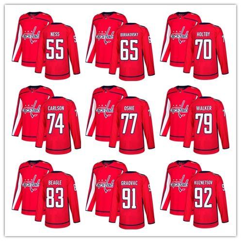 088e5a161 2019 2018 NHL Washington Capitals Hockey Jerseys HOT On Sale Men S T Shirt  BIG OFF Size M L XL XXL Customized Item From Sportjersey2018