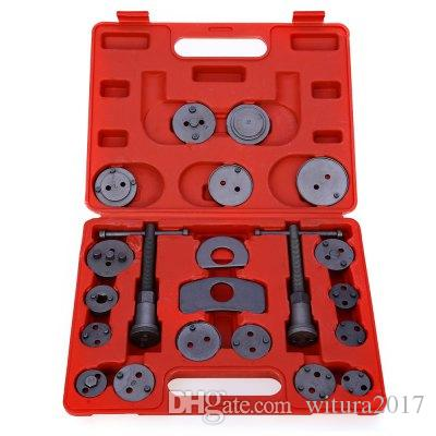 21pcs Universal Disc Brake Caliper Rewind Back Tool Brake Pad Replacement