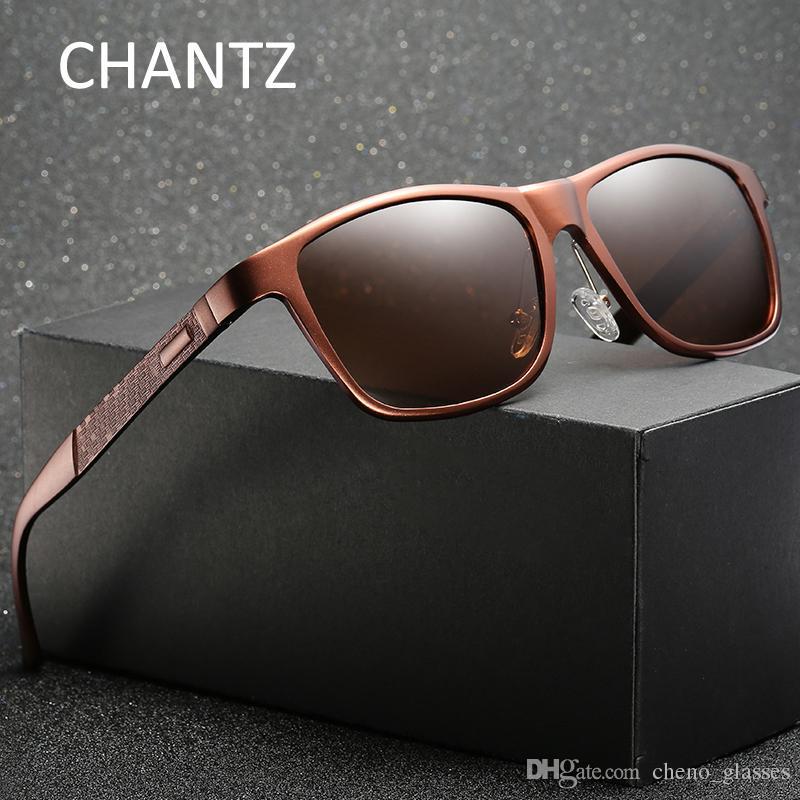 239aa2916e Vintage Aluminium Magnesium Polarized Sunglasses Men Band Driving ...