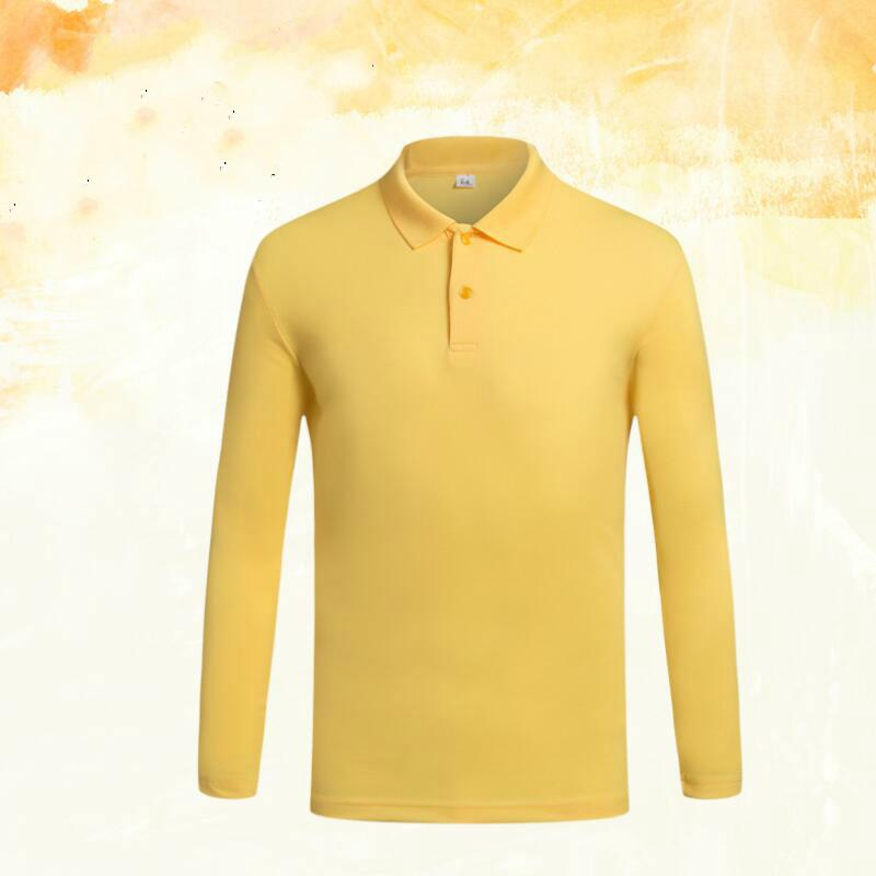 37d767577475 2019 Hot Sale New Fashion Brand Men Polo Shirt Solid Color Long Sleeve Slim  Fit Shirt Men Cotton Polo Shirts Casual Camisa Polo 3xl From Netecool, ...