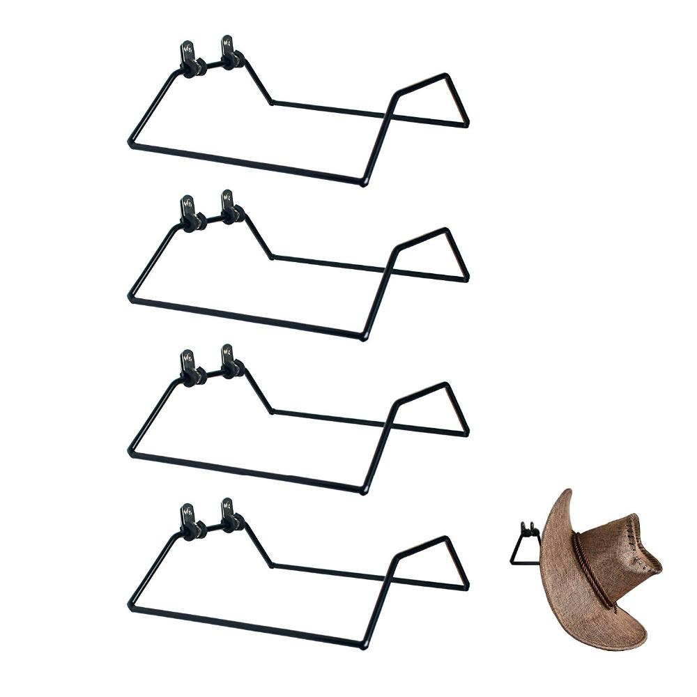 2019 Black Cowboy Hat Rack Cowboy Hat Holder Coyboy Organizer 4 PK From  Jumeiluo ac6e2a31908d