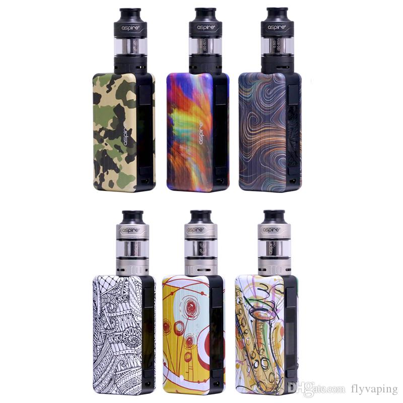 New Authentic Aspire Puxos Kit Electronic Cigarett with aspire cleito pro  tank 3ml/2ml support for 21700/20700/18650 battery ecigs vape kit