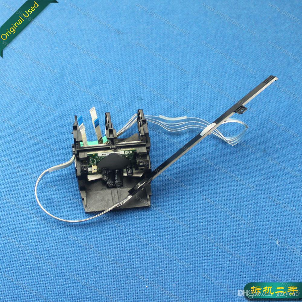 C8150-67016 ASSY CARRIAGE BASE SVC for HP DeskJet 460C 460WF printer parts  used