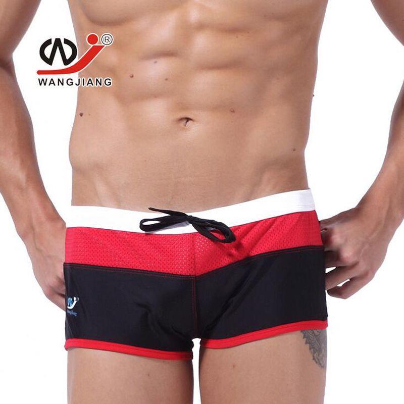 5684c8de8ee 2019 Swimsuit Men Sexy Swimming Trunks 2017 New Men Swimwear Brand Beach  Swimming Wear Swim Shorts Surf Board Sunga Boxer Hot From Ario, $27.98 |  DHgate.Com