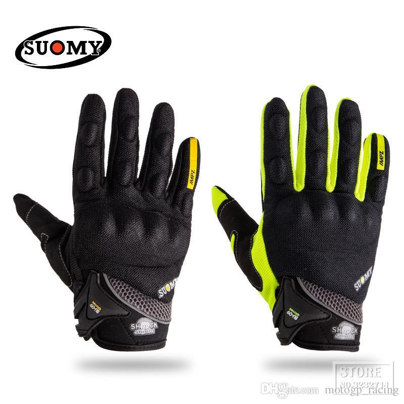 7a3c67a3 suomy guantes de moto de verano a prueba de viento hombres de protección  mujeres pantalla táctil Guantes Moto Luvas alpino de motocross estrellas ...