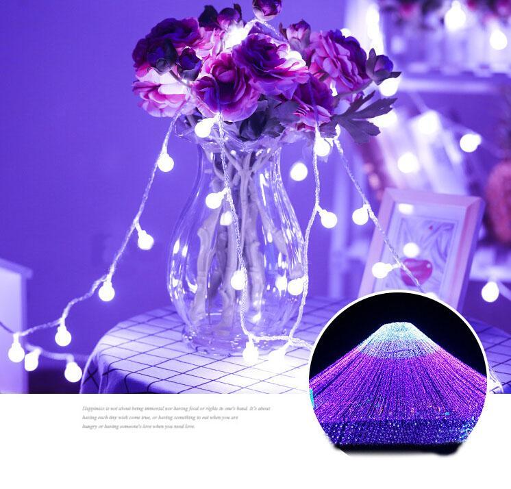 Christmas Wedding Decoration Light String Battery Light Starry Led