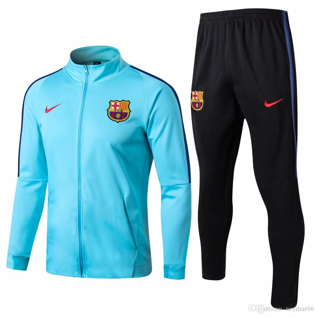 on sale 98c0d 719d7 free New Real Camping & Hiking Barcelona Football Shirt Suarez O.dembele  2018 2019 Black Blue for Fcb Training Jersey Messi Pique Coutinho