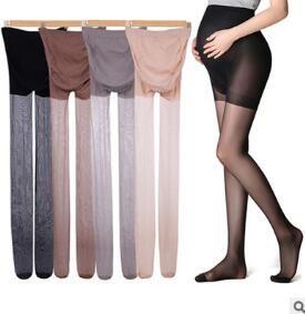 11fd9305e54 Pregnant Woman Panty Hose Velvet Silk Lace Stockings Snagging Resistance  Render Pants Ultrathin Socks Hosiery Health   Beauty Thigh Highs Socks Wild  Socks ...