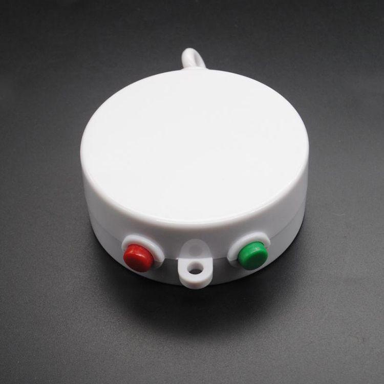 Hot 35 músicas Rotary bebê chocalho móvel berço cama brinquedo Bateria de bateria de bateria caixa de música recém-nascido BRIB de Berço