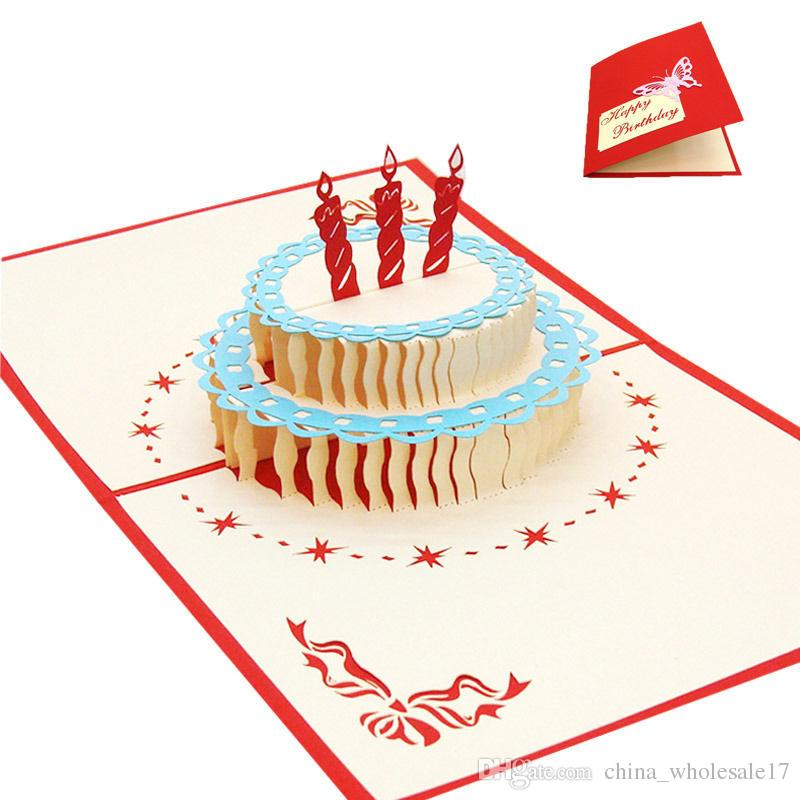 3D Pop Up Cards Invitations Valentine Lover Happy Birthday Anniversary Greeting Gifts Free Online Funny From