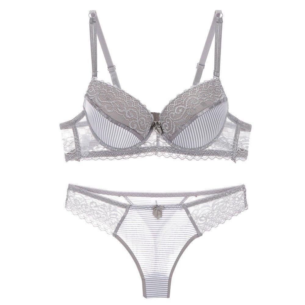 4492dba124 ABC Sexy Bra Set Lace Push Up Women Underwear Panty Set Cotton Refreshing Bra  Brief Sets France Lingerie Suit Bra   Brief Sets Cheap Bra   Brief Sets ABC  ...