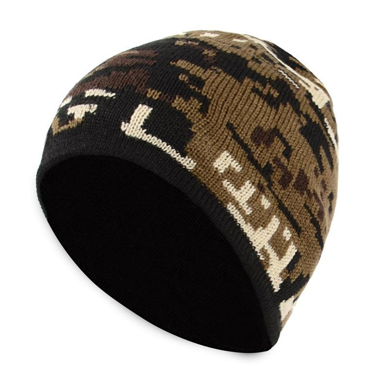 6119fa5f4f877d Hats Wool Hat Male Autumn And Winter Tide Brand Knitting Hat Woman ...