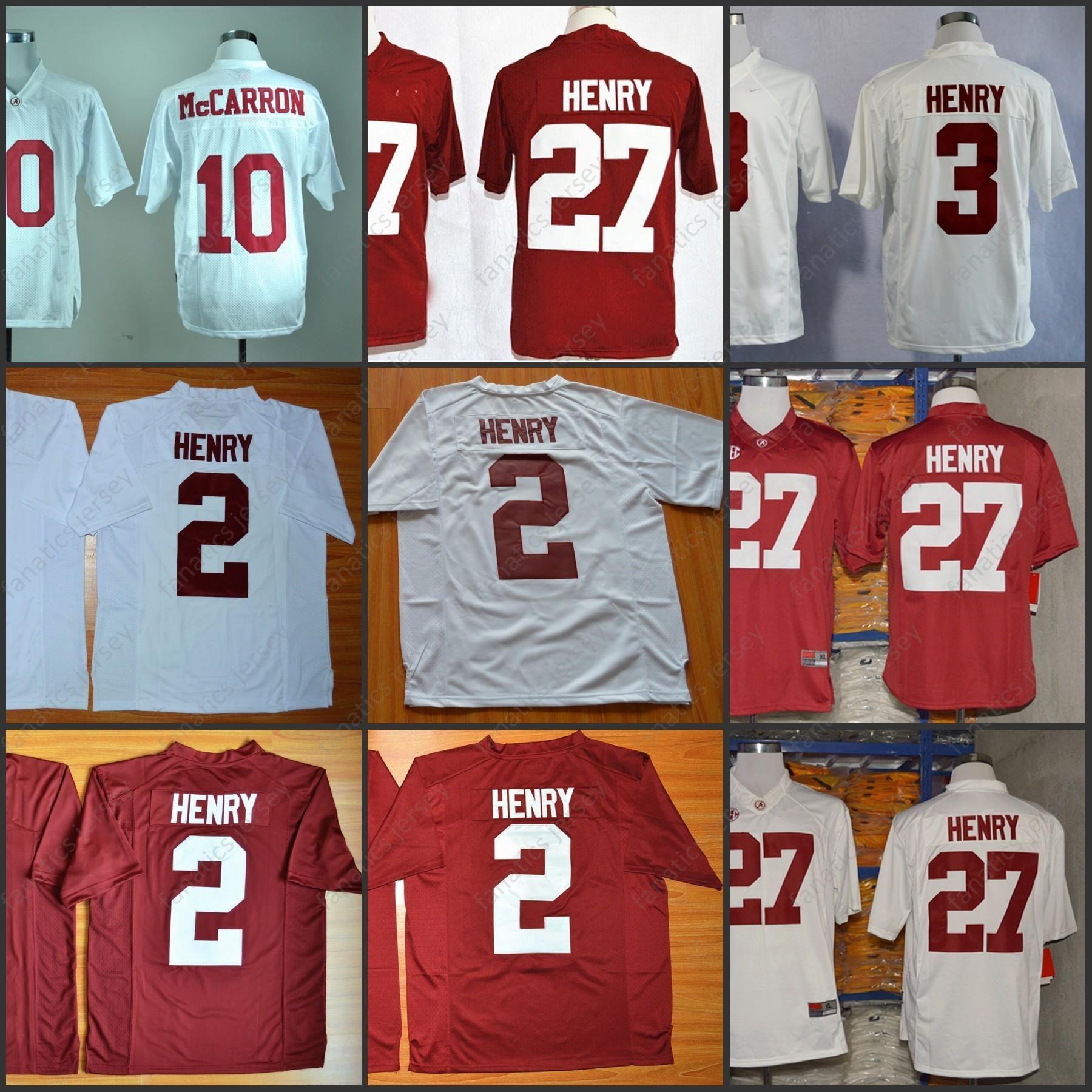 f447815a6 Alabama Crimson Tide Jersey NCAA College Football AJ McCarron ...