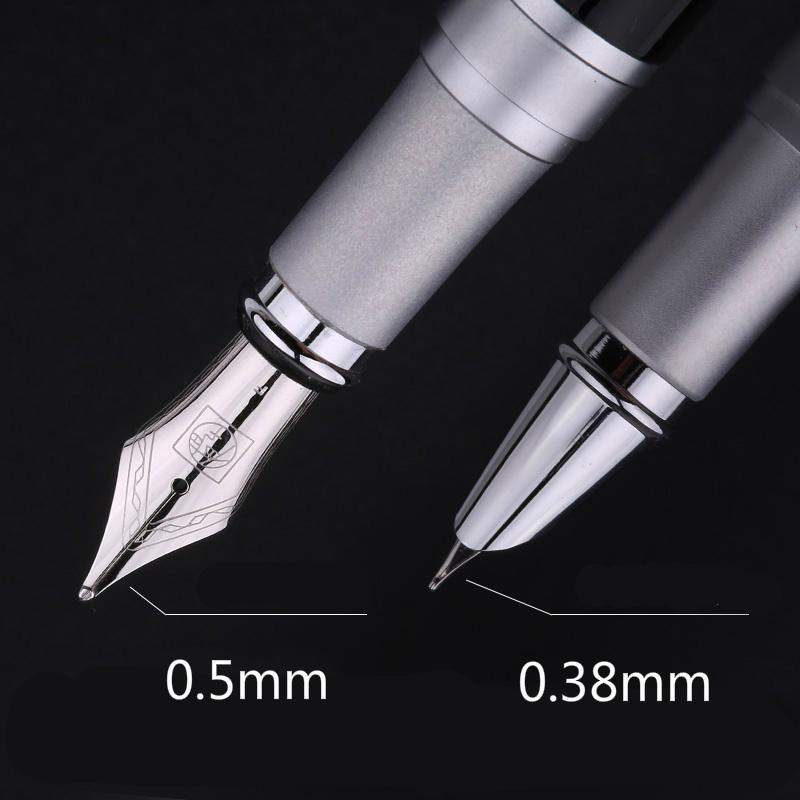 2018 Picasso Art Palace Fountain Pen 0.38mm /0.5mm Signing Pen Calligraphy  X15 Gift Box Business Students Stationery Supplies From Yujinnice, ...