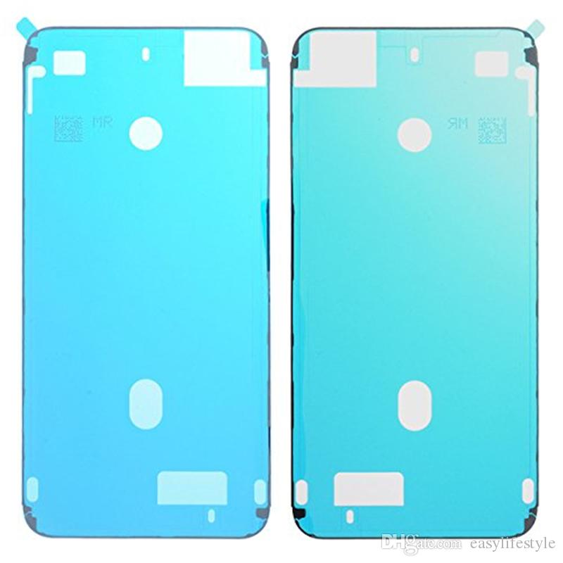 waterproof Screen Pre-cut Adhesive Tape Sticker Replacement for iPhone 6s  6sP 7 7P 8 8P X