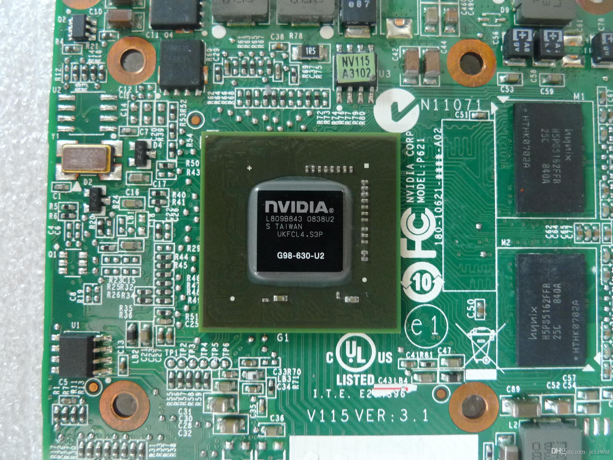 Acer Extensa 4630G Notebook NVIDIA Display Drivers