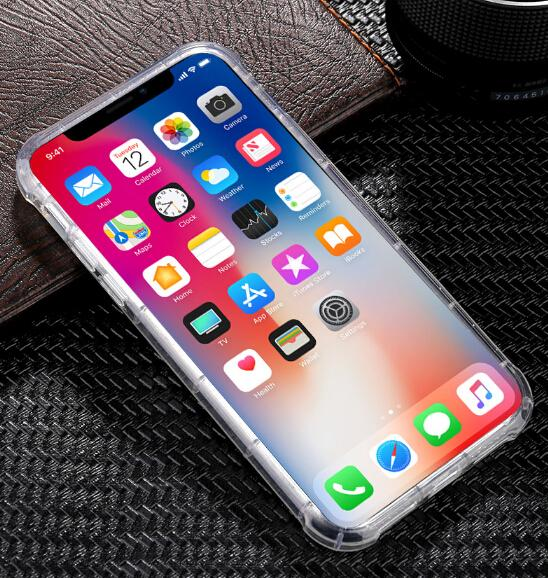 coque iphone xr cristal