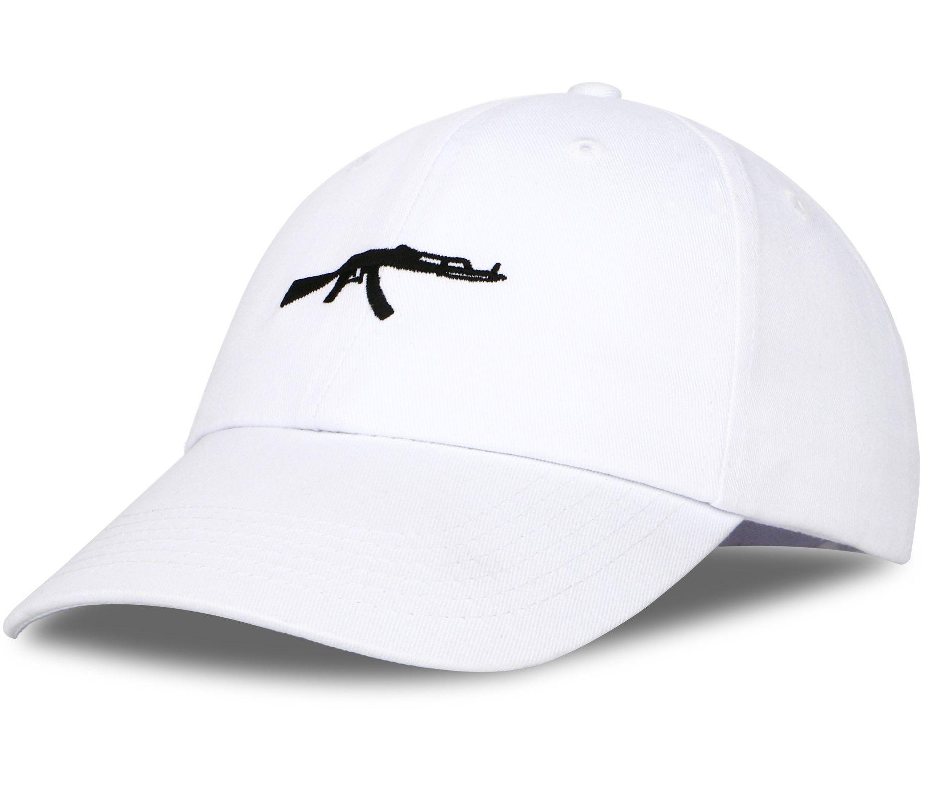 28b05ebc5ab Hot Pistol Machine Gun AK47 Baseball Fashion Cap Male Sun Hat Sun Hat Gun AK47  Baseball Cap Online with  9.83 Piece on Topfashionhub s Store