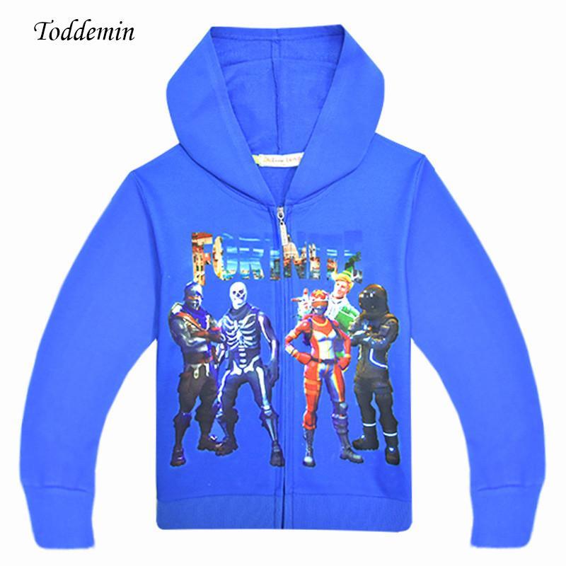 Kids Sweatshirt Girls Hoodies Game Roblox Clothing Boy Long Sleeve  Sweatshirt Cartoon Hoodie Baby Hooded Jacket Coat Boys Parka Jackets Best  Winter Jacket ... 2d6740e736d5d