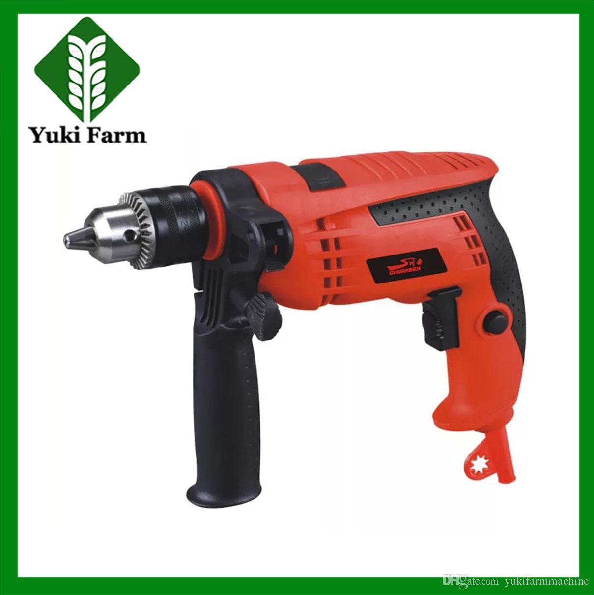 household 13mm impact drill 800w 220v multi-purpose hammer drill