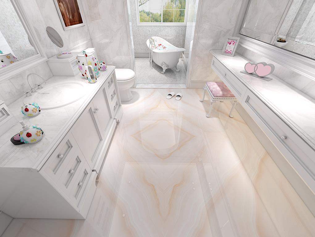 Италия 3D настил розовый каменный узор настенной росписи обои 3D настил обои 3D стереоскопический дерево обои домашнего декора