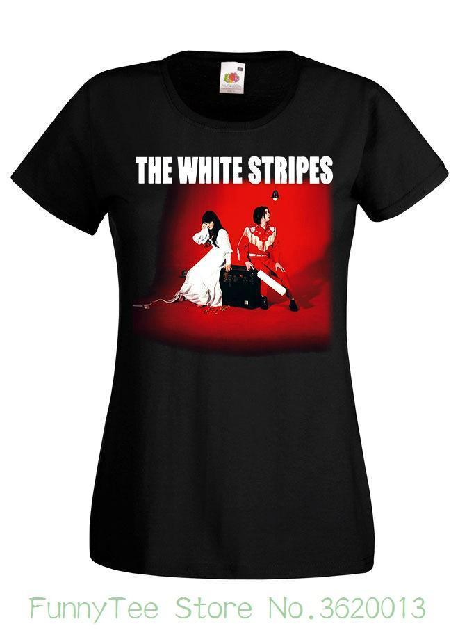 9a5031eeaa1c Women S Tee The White Stripes Elephant