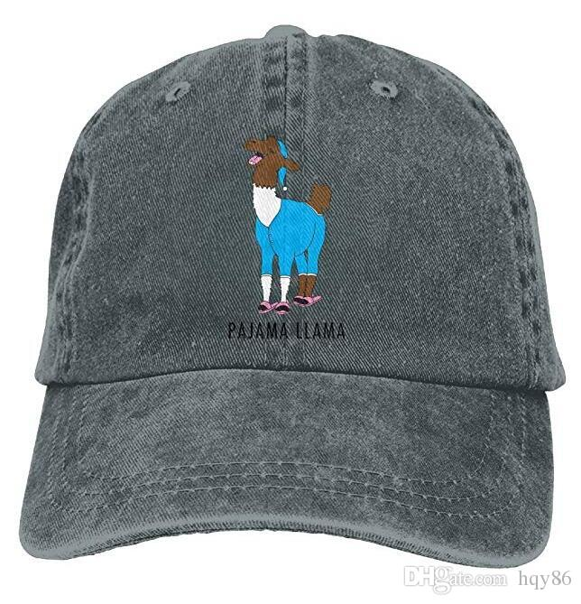 Pajama Llama Adult Cowboy Hat Baseball Cap Adjustable Athletic Creating New  Hat for Men And Women Hat Cap Baseball Cap Online with  14.91 Piece on  Hqy86 s ... c081bc0732