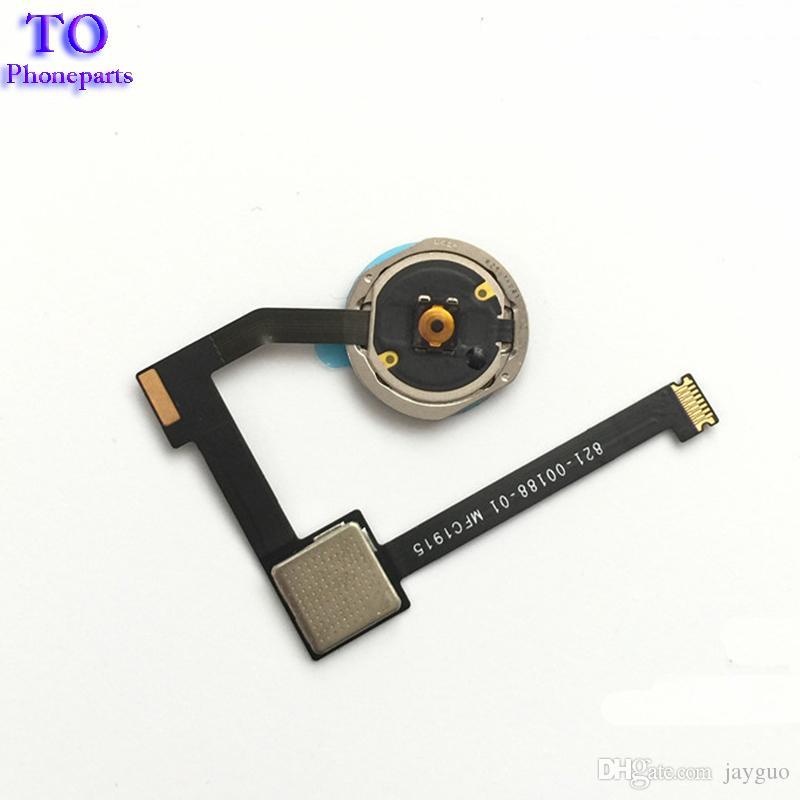 l'assemblaggio del pulsante home ipad air 2 con cavo flessibile home button ipad mini 4