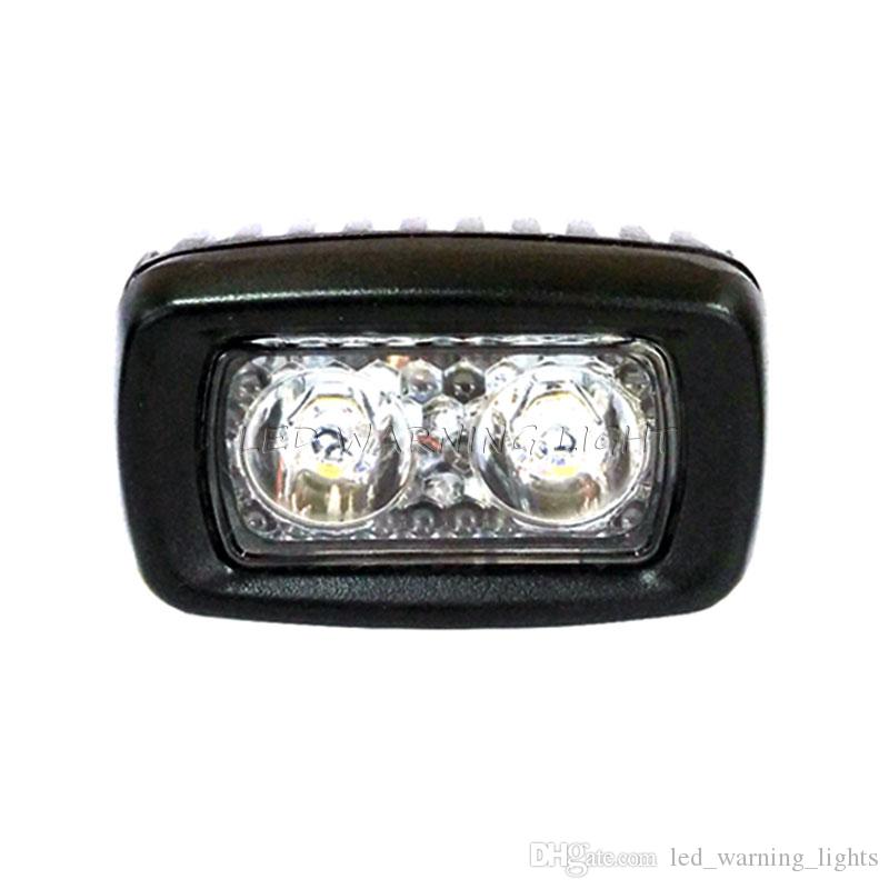 Mini Led Light Bar >> 3in 10w Flush Mount Mini Led Work Light Bar For Suv Truck Trailer