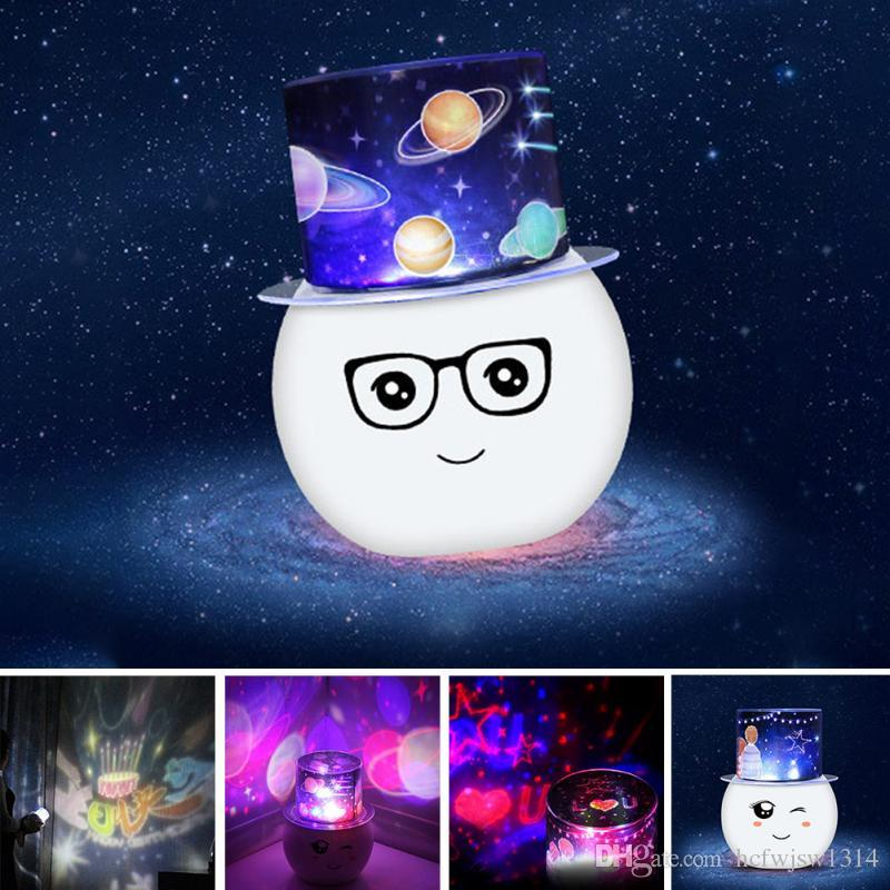 Adjustable Light Specific Character Merry Christmas Snowman 3d Night Light Cute Christmas Gift For Baby Mini Pir Room Lamp New Terrific Value Led Lamps Lights & Lighting