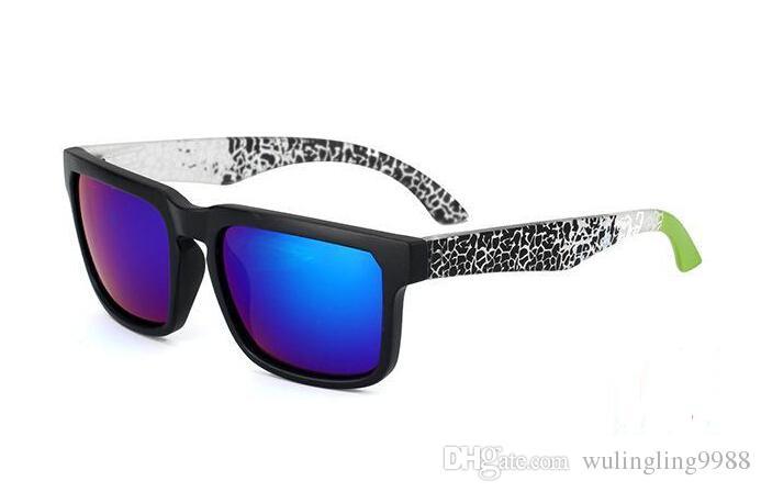 Diseñador de la marca Spied Ken Block Helm Gafas de sol Moda Gafas de sol Gafas de sol Gafas de sol Gafas de moda Gafas de viaje Bolsa de herramientas