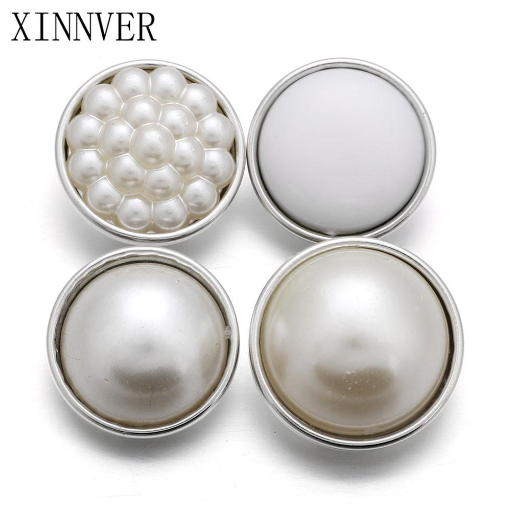 / mixte 18mm s'enclenche en alliage de résine de mode Snaps Boutons Fit xinnver Snap bijoux s'enclenche Bracelets
