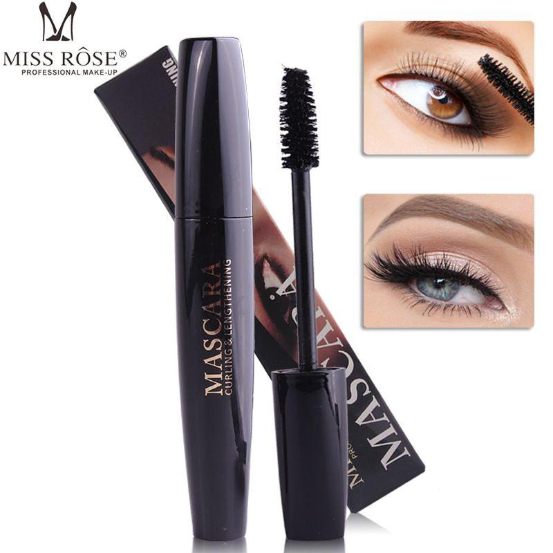Rose 3d Miss Marque Mascara Lash De Acheter Long Noir Fibre xodCerB