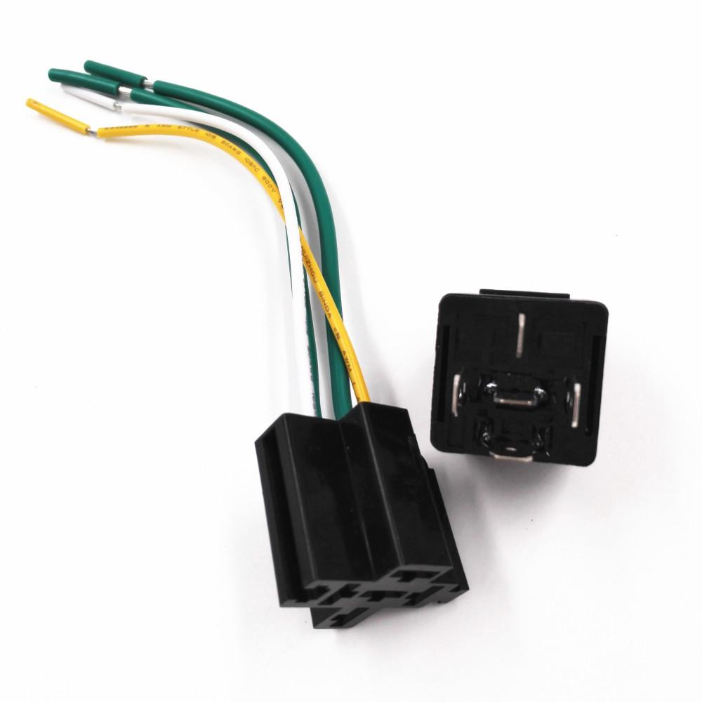 Concox 12V or 24V Relay to cut-off the fuel/ power remotely suit for the  Vehicle GPS Trackers Like GT06N JM007, GV20 etc