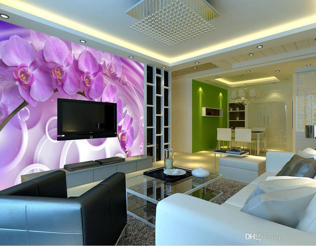 3D стереоскопический обои окна Sunshine Coast европейский стиль 3D стереоскопический ТВ фон стены