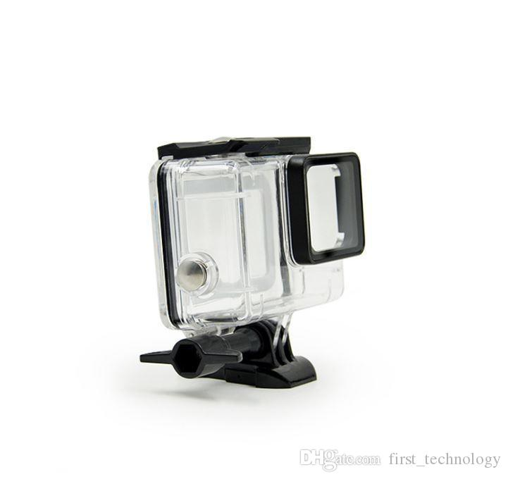 New For Gopro Hero 6 5 Accessories Waterproof Protection Housing Case Diving 45M Protective For Gopro Hero 6 5 Camera