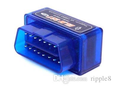 Mini 327 BT De Global Mini Super Mini ELM 327 Bluetooth Elm327 Bluetooth OBD2 Auto Detector 1.5