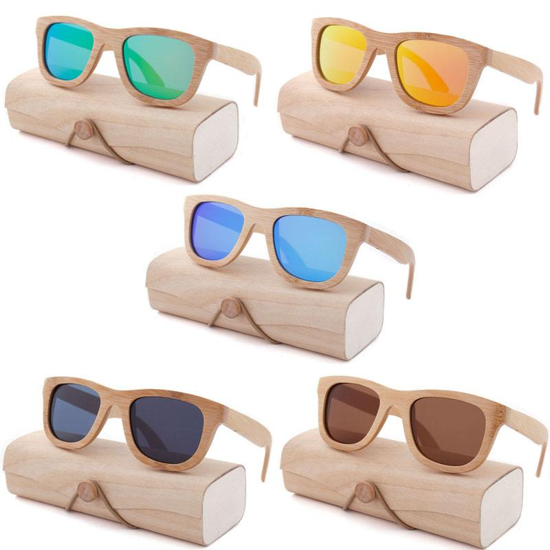 e48e92b1b5 Oeientree Factory Outlet Wood Sunglasses Polarized Wooden Glasses UV400  Bamboo Sunglasses Brand Wooden With Wood Case John Lennon Sunglasses Wiley  X ...