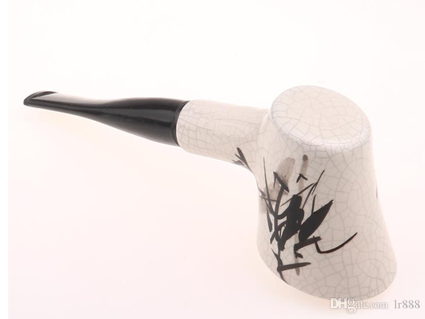 Fotos personalizadas, artigos, tubos de cerâmica, cigarros de moda, acabamento requintado.